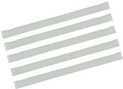 """TapeTech QuickBox QSX Crowned Finishing Blades 8.5"""" (Pack of 5) QB8023-5"""