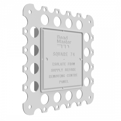 BeadMaster Square 74 Cover Plate