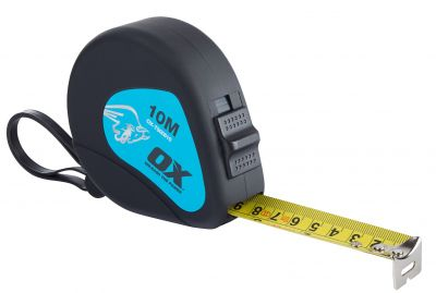 Ox Trade Tape Measure 10m OX-T500810