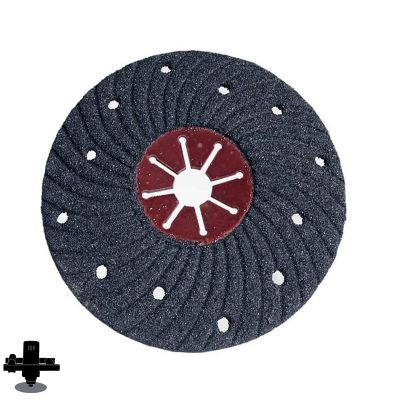 "Refina S/C Semi-Flex Disc For Concrete & Masonry Sanding 24 Grit 7"" - 300607P24"