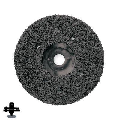 "Refina ZEC Hard Back Coarse Disc For Coating Removal 24 Grit 7"" - 305180P24"