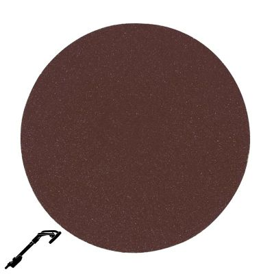 "Refina Coarse S/C Velcro Disc For Insulation Board Sanding 24 Grit 9"" - 300719P24"