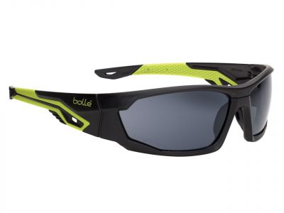 Bolle Safety MERCURO PLATINUM Safety Glasses Smoke - BOLMERPSF