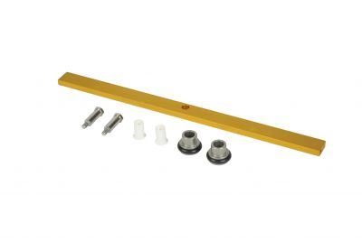 """TapeTech EasyRoll Wheel Conversion Kit For Power Assist or MAXXBOX 12"""" EZROLL12-B"""