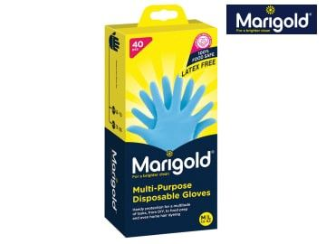 Marigold Multi-Purpose Disposable Gloves (Box of 40) - MGD147568