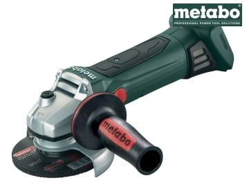 Metabo W18 LTX 115 Quick Angle Grinder 115mm 18V Bare Unit - MPTW18LTXN