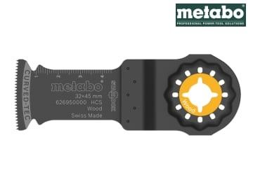 Metabo Starlock HSC Plunge Cut Saw Blade 32mm - MPT626950