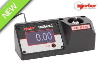 Norbar TruCheck 2 Torque Wrench Checker 0.5-10Nm NOR43516
