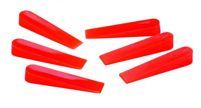 Ox Trade Wedge Shaped Tile Spacers 6mm (Pack of 500) OX-T160605