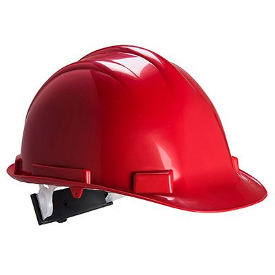 Portwest Expertbase Safety Helmet Red - PW50
