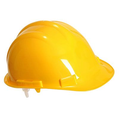 Portwest Expertbase Safety Helmet Yellow - PW50
