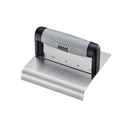 Ragni Stainless Steel Outside Edge Cement Trowel - R65160S
