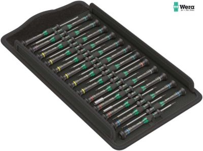 Wera Kraftform Micro Big Pack 1 Screwdriver (Set Of 25) - WER134000